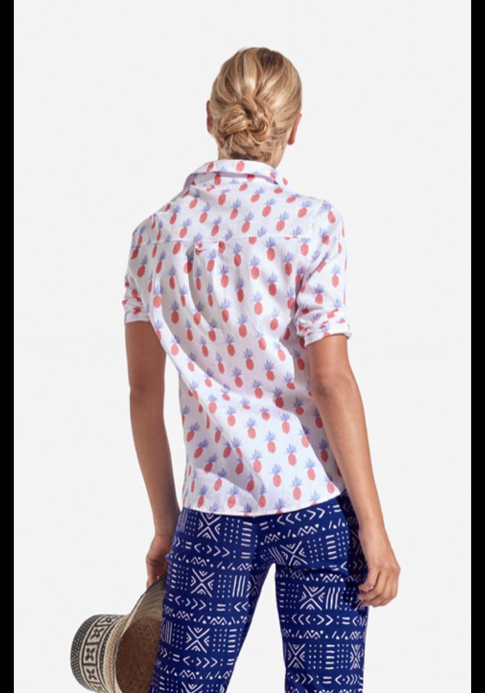 Persifor Sunna Shirt Pineapple