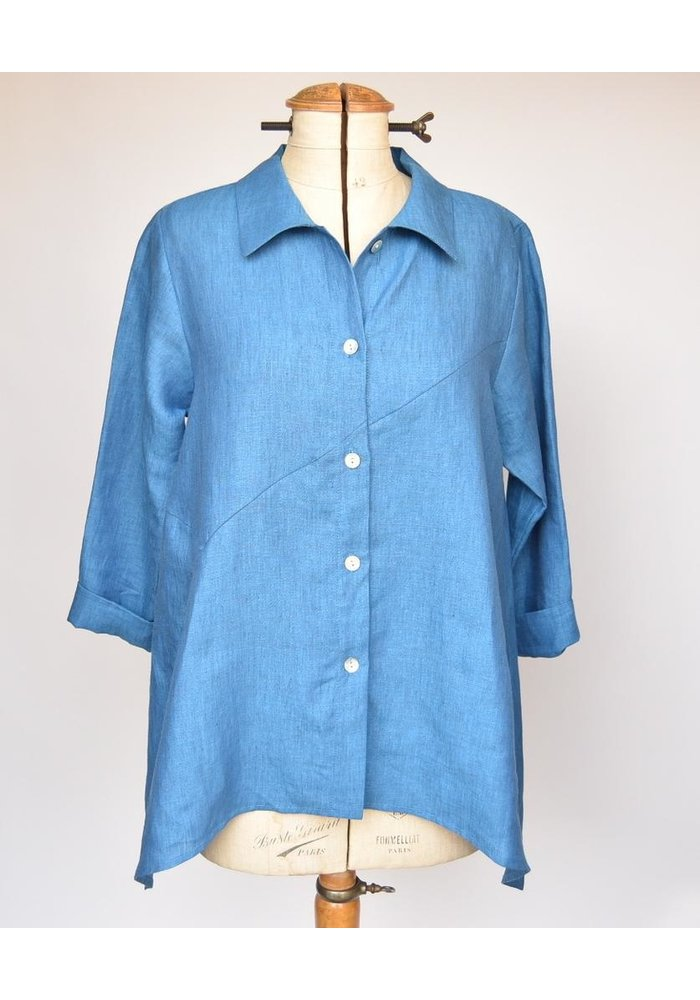 Christopher Calvin Seamed Shirt
