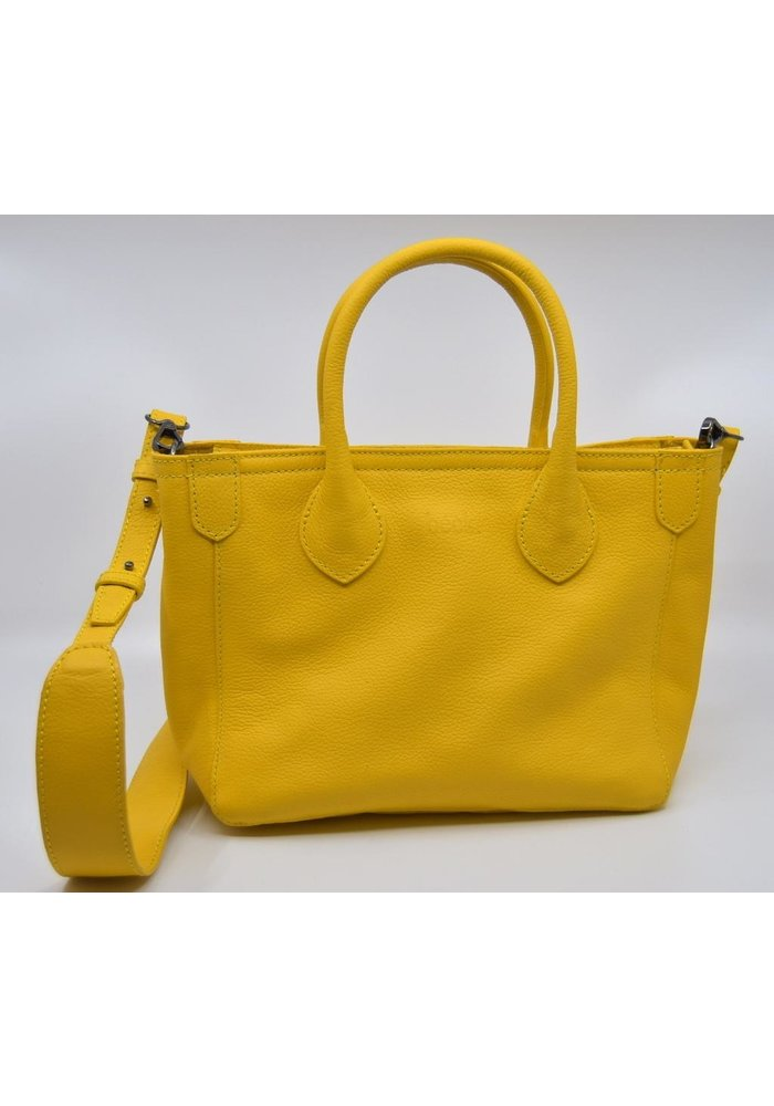 Beckini small tote with strap
