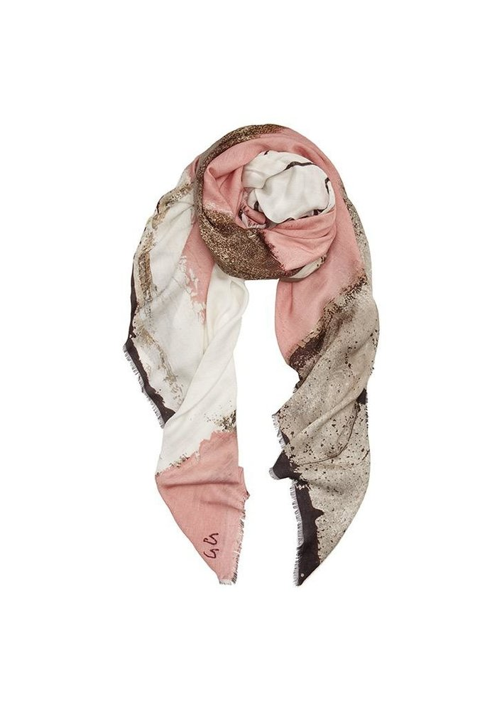 English Weather Flora Scarf