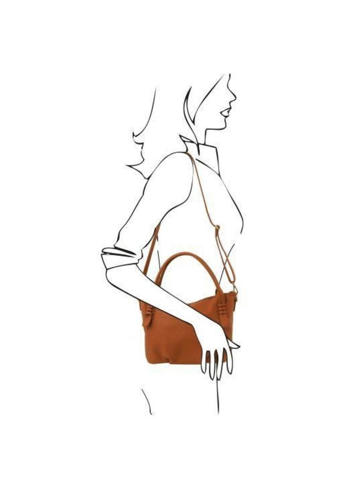 Tuscany Leather Soft Leather Handbag