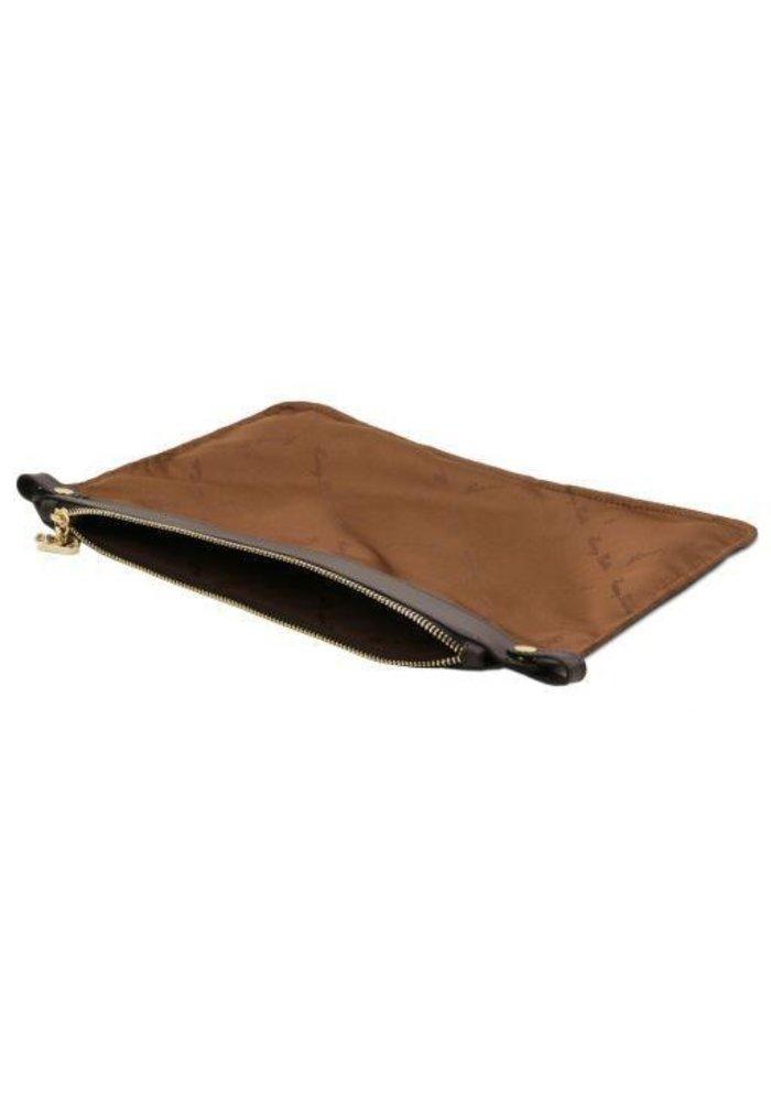 Tuscany Leather Smart Module Soft Pocket Module - Brown
