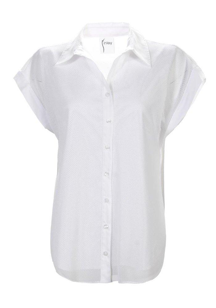 Finley Shirts - Double Dolman Camp Shirt Mod Mesh