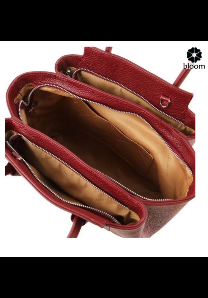Tulipan Leather Handbag