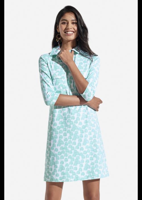 Persifor Persifor Winpenny Dress - Cabana