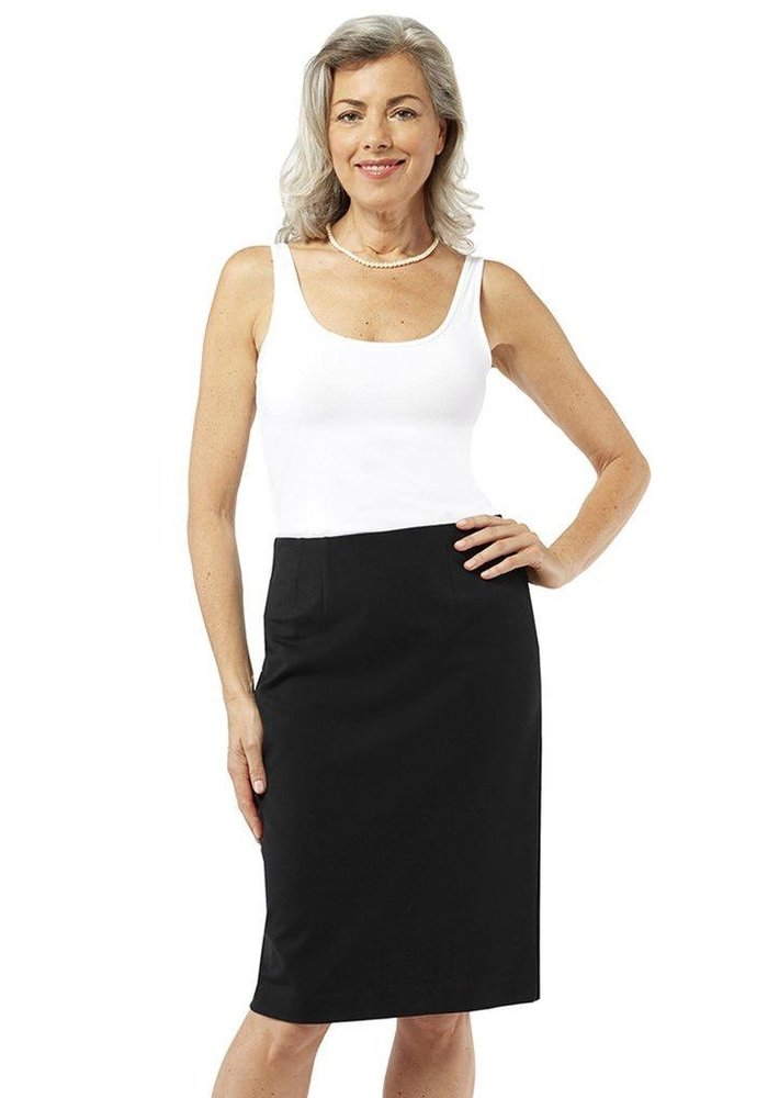 Peace of Cloth Logan Pullon Skirt 24""
