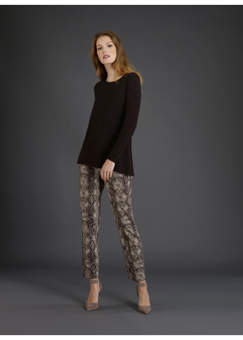 Estelle & Finn Estelle and Finn Rayon Straight Leg Pant