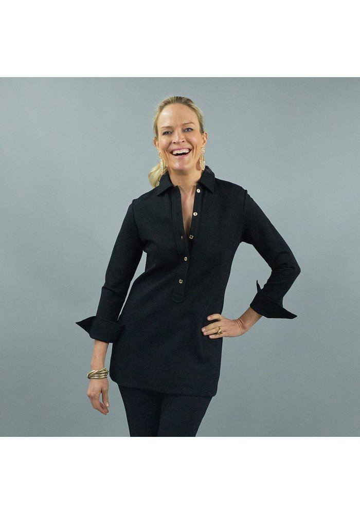 CK Bradley Ivy Tunic in Solid Ponte