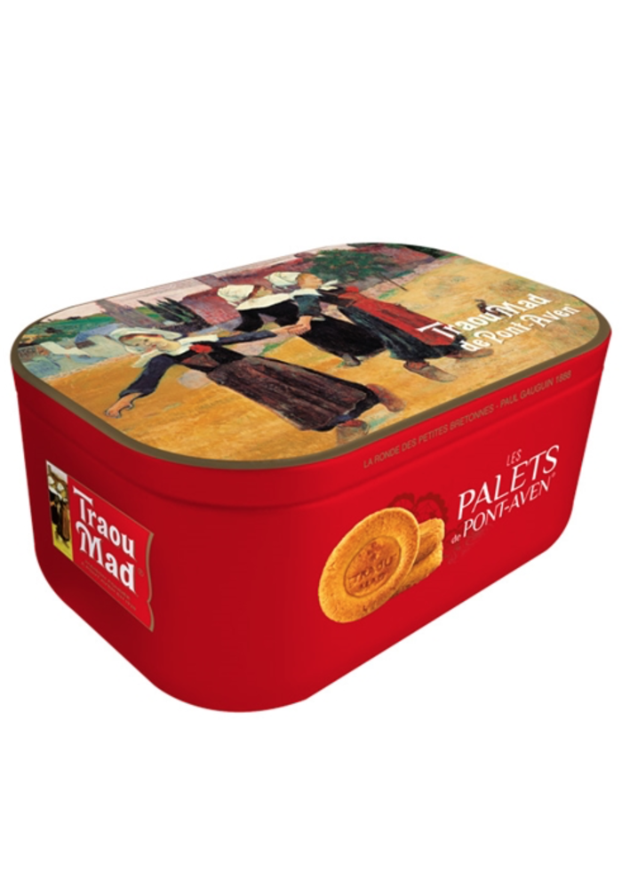 Palet VIP Red Tin, Butter Cookies