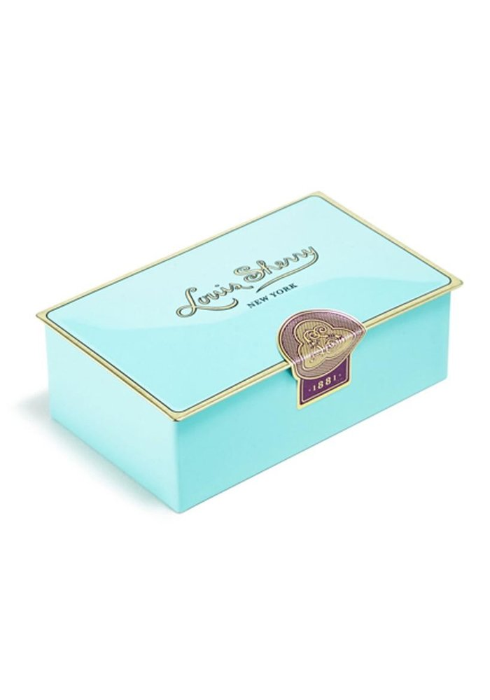 Louis Sherry Two-Piece Chocolate Truffle Tin