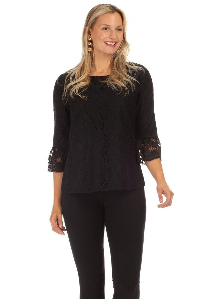 Duffield Lane Nora Lace Top