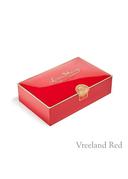 Louis Sherry Louis Sherry Case of 12 - Piece Vreeland Red