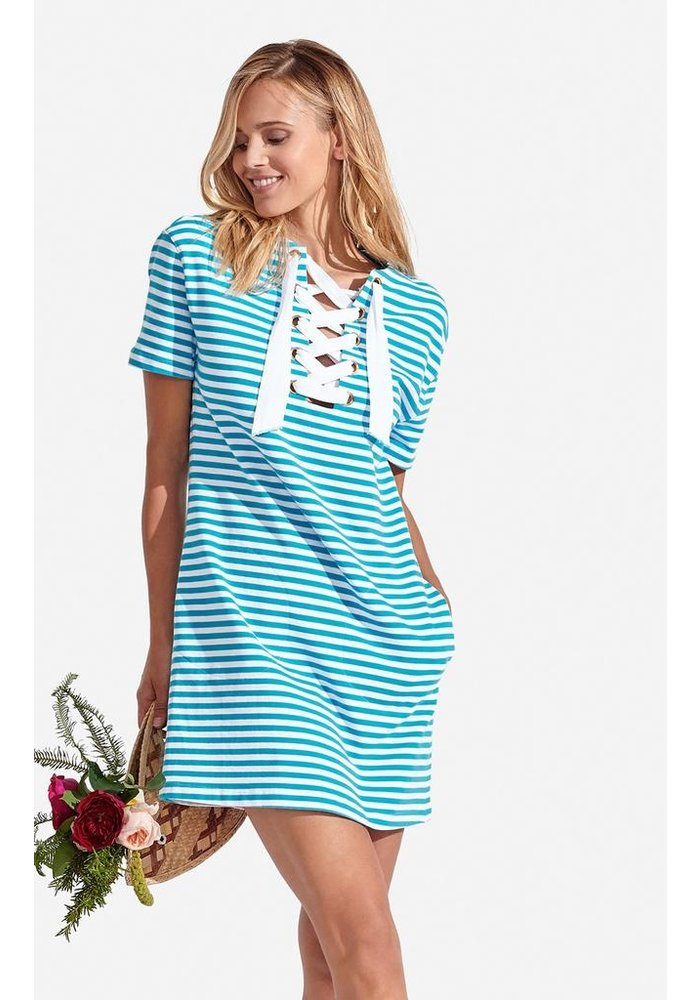 Persifor Striped Anna Dress