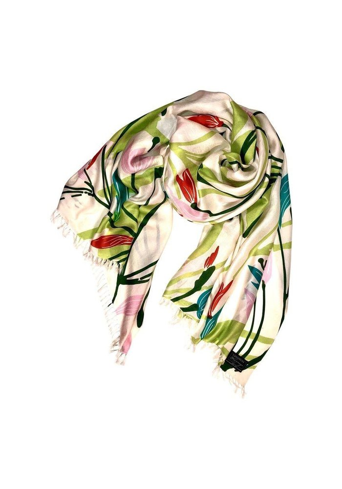 Cashmere Wrappings Silhouette