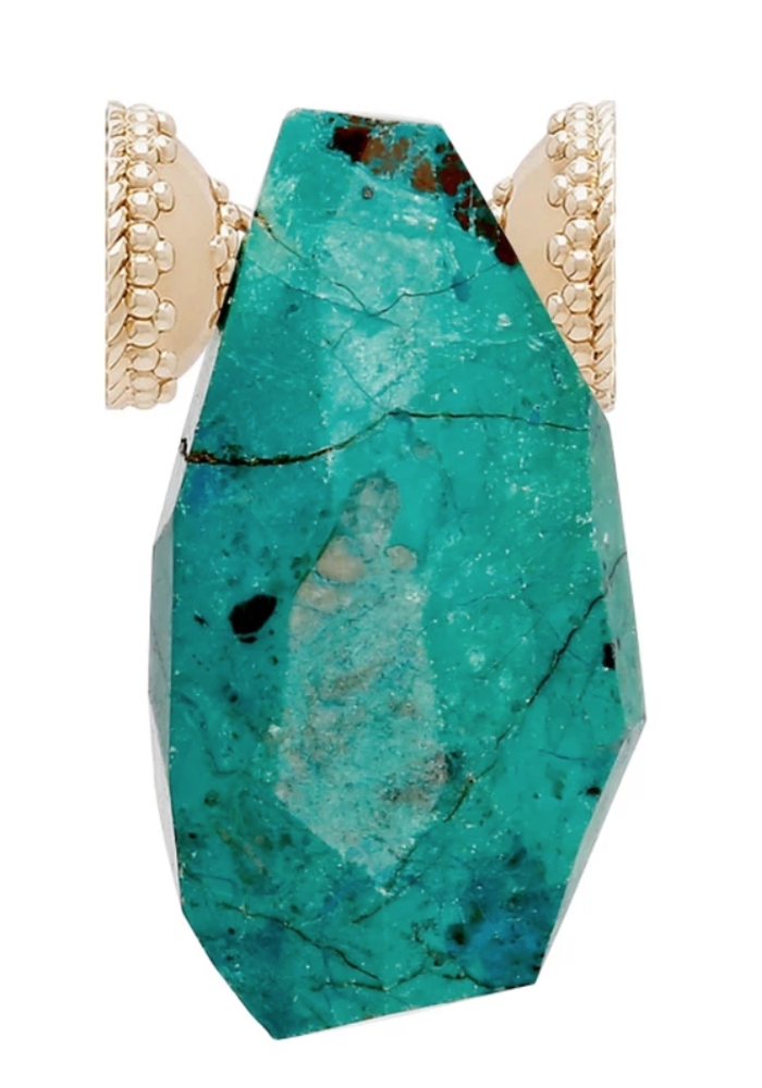 Clara Williams Chrysocolla Centerpiece