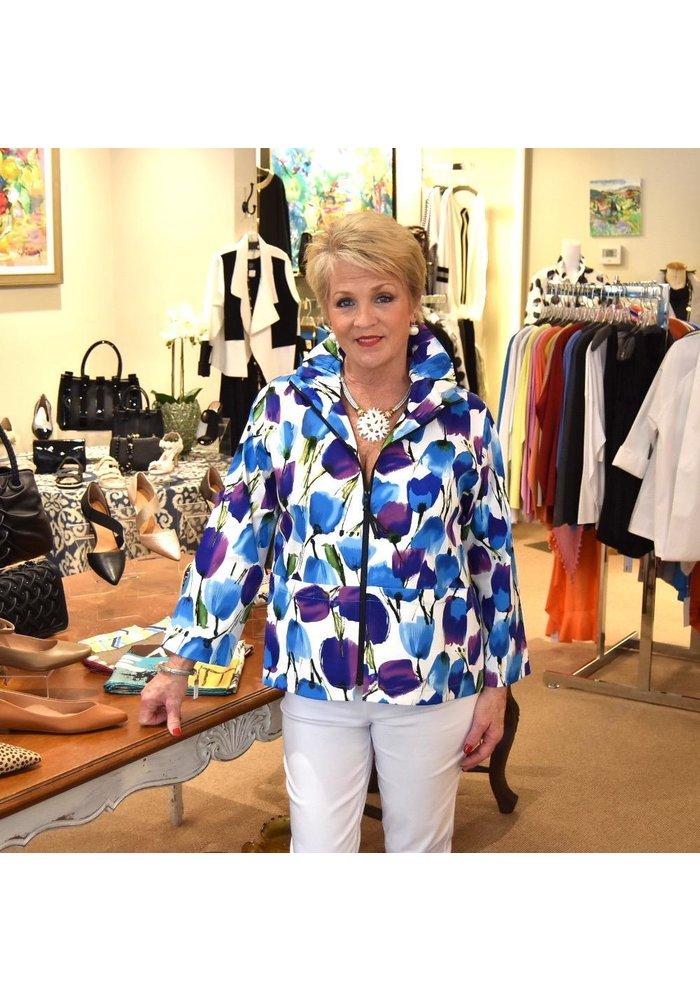 Caroline Rose Zip Jacket