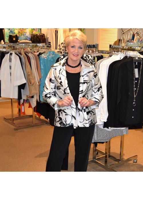 Caroline Rose Caroline Rose A-Line Jacket