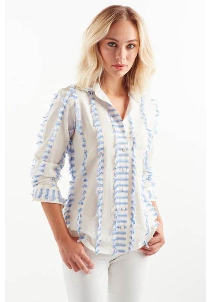 Finley Eyelash Stripe Alex Shirt