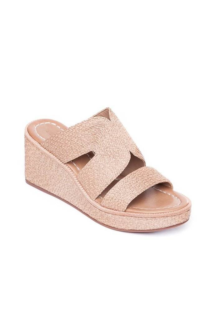 Bernardo Kaia Wedge Slide Sandal