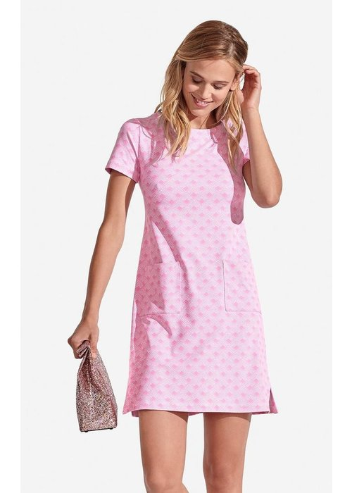 Persifor Carter Dress in Olafer Pattern