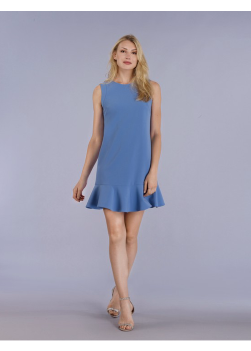 Estelle & Finn Ruffle Bottom Dress