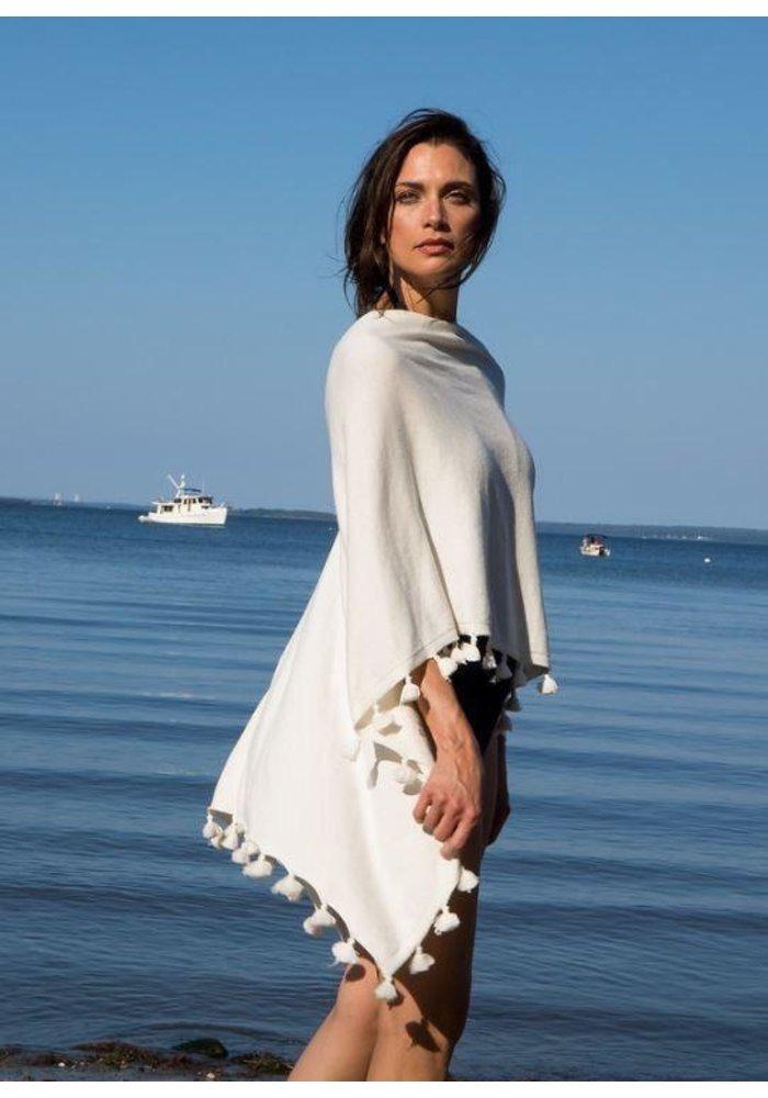 Caroline Grace Cotton/Cashmere Dress Topper
