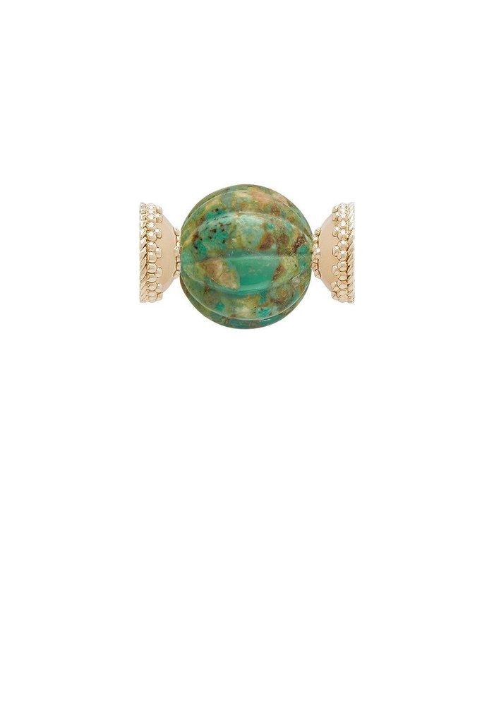 Clara Williams LTD Green Compressed Turquoise