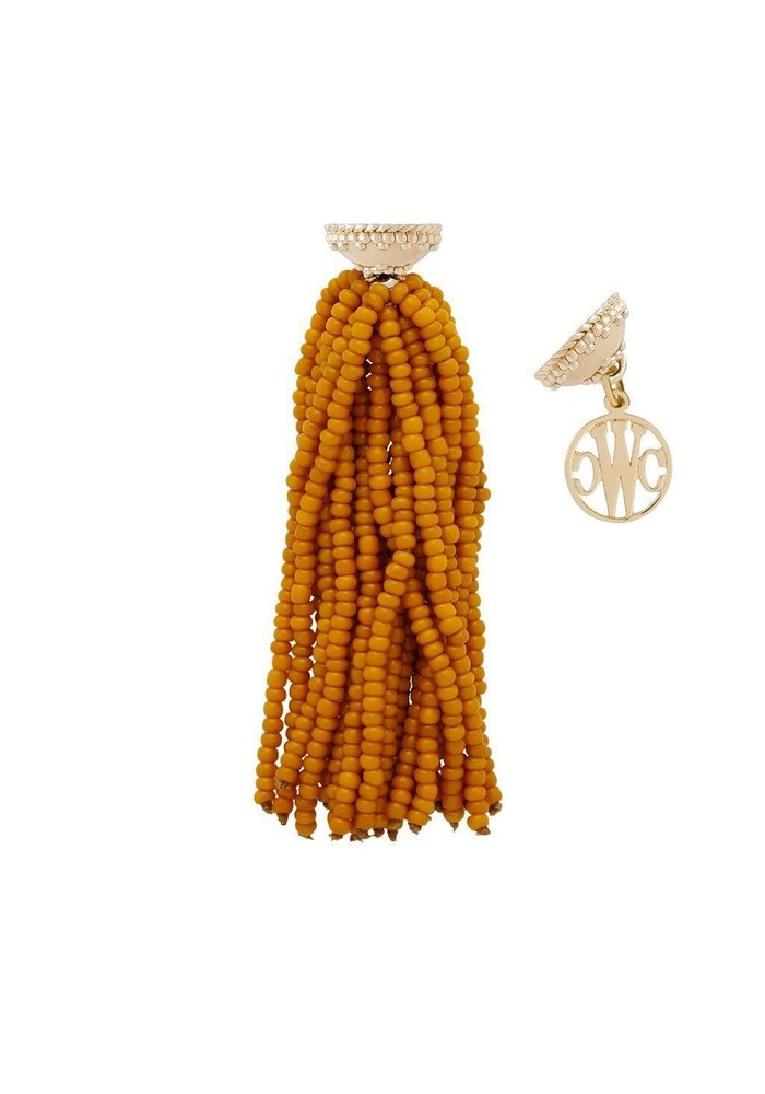 Emily Curry Seed Glass Tassel