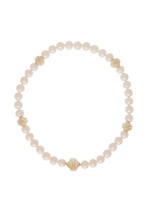 Clara Williams CWC Signature 9.5-10.5mm freshwater pearl necklace