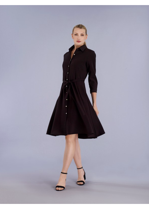 Estelle & Finn Dress in stretch fabric