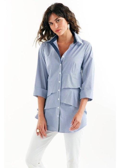 Finley Shirts Jenna Shirt Raplh Stripe