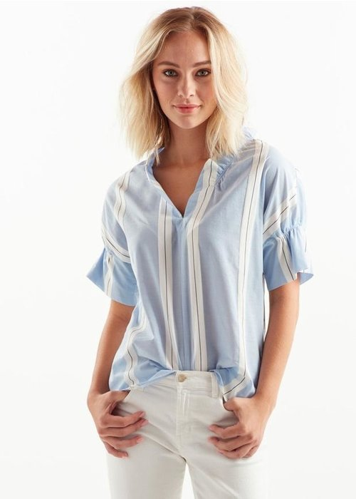 Finley Shirts Big Breezy Stripe Crosby Top