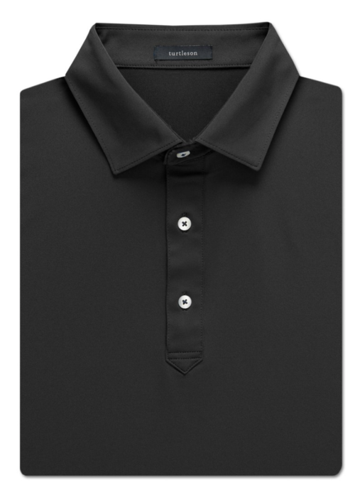 Turtleson Palmer Solid Performance Polo
