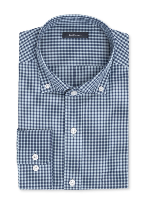 Turtleson Sullivan Gingham Sport Shirt