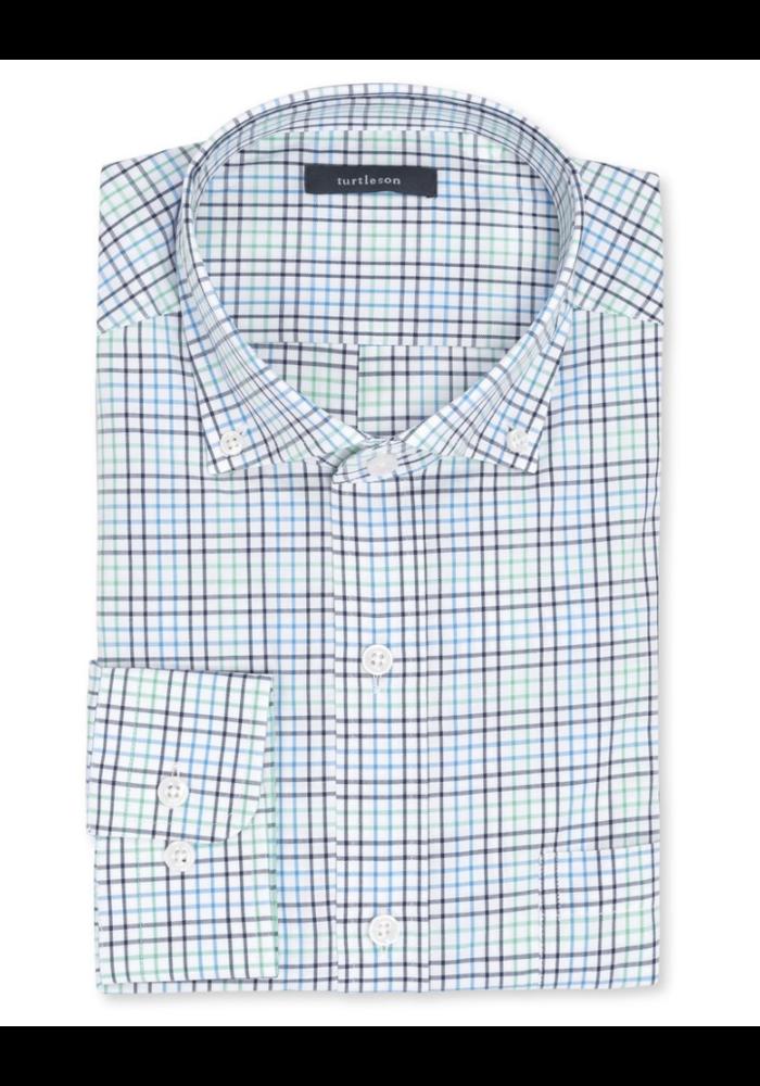 Macon Plaid Sport Shirt