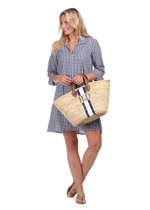 Duffield Lane Anna Gingham Dress