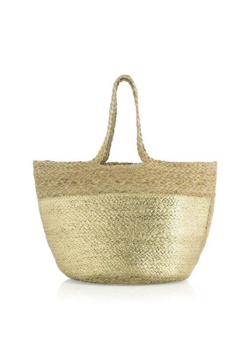 Shiraleah Shanti Tote Gold
