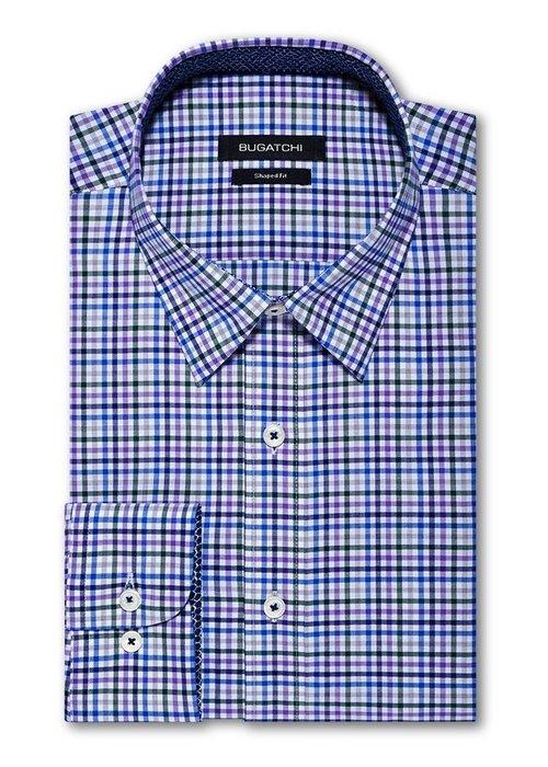Bugatchi Classic fit 100% cotton, long sleeve shirt from Bugatchi