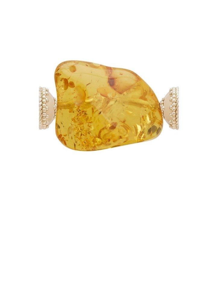 Light Amber Centerpiece