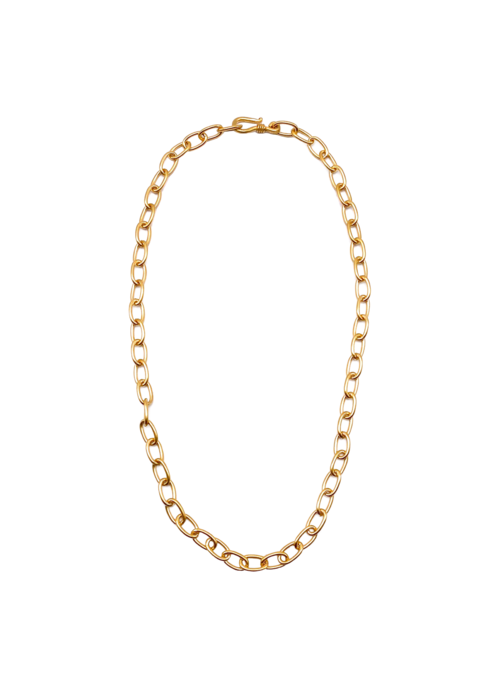"Dina Mackney 18"" Oval link chain"