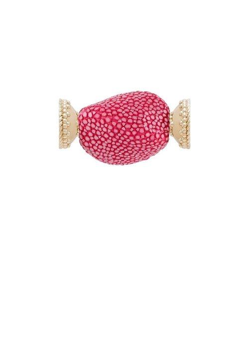 Clara Williams Clara Williams Mini Stingray Hot Pink  26mm Centerpiece