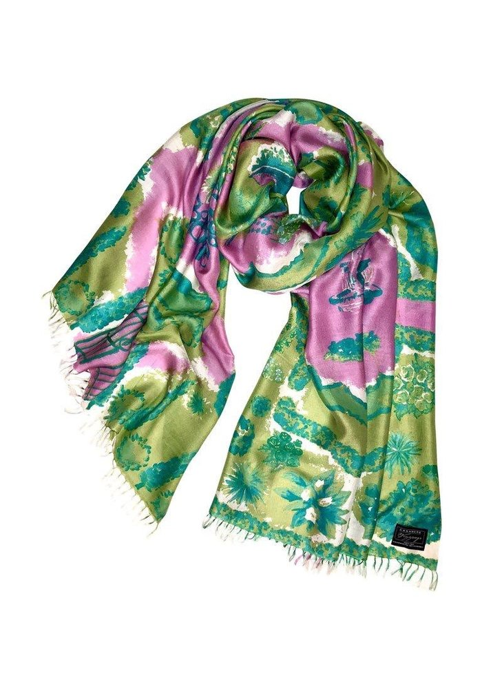 Cashmere Wrappings Jardin