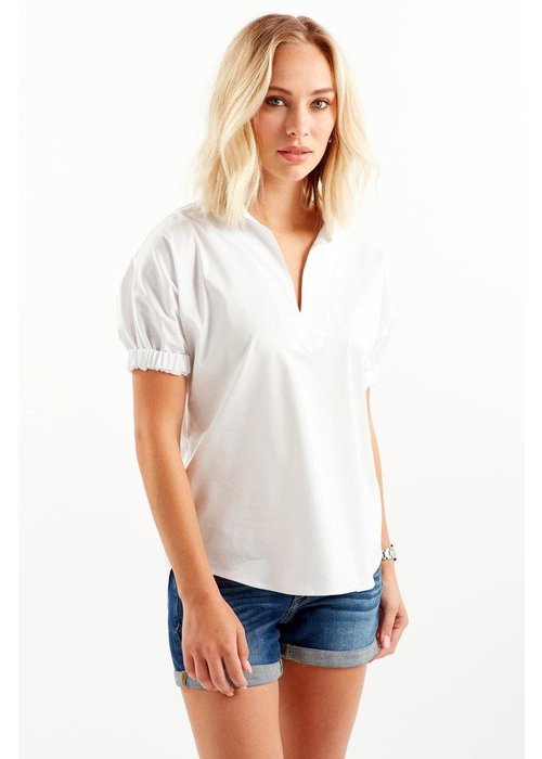 Finley Shirts Solid Emerson Top 60% Cotton, 34% Polyester, 6% Spandex