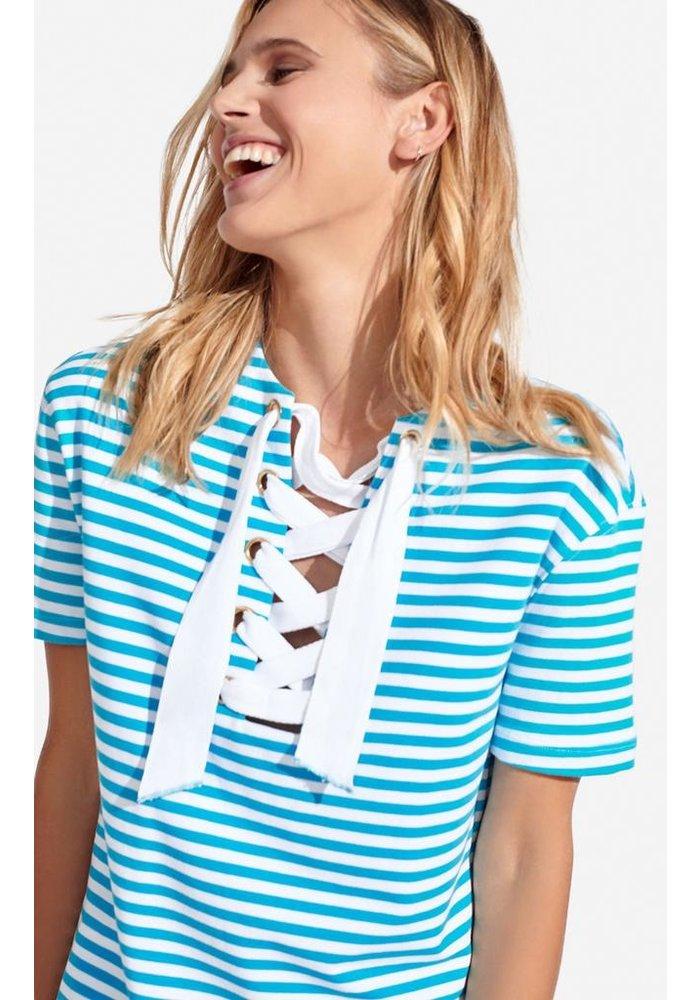 Persifor Striped Anna Dress