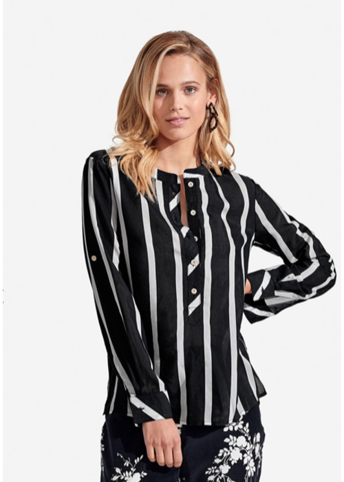Persifor Persifor Striped Freya Top