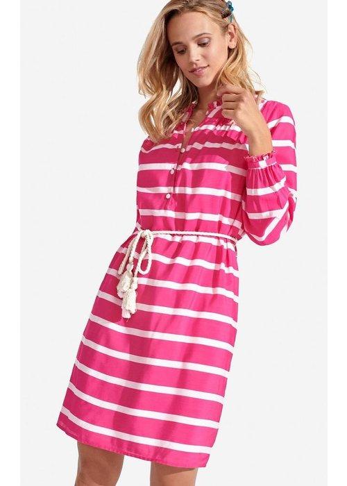 Persifor Striped Delfina Dress