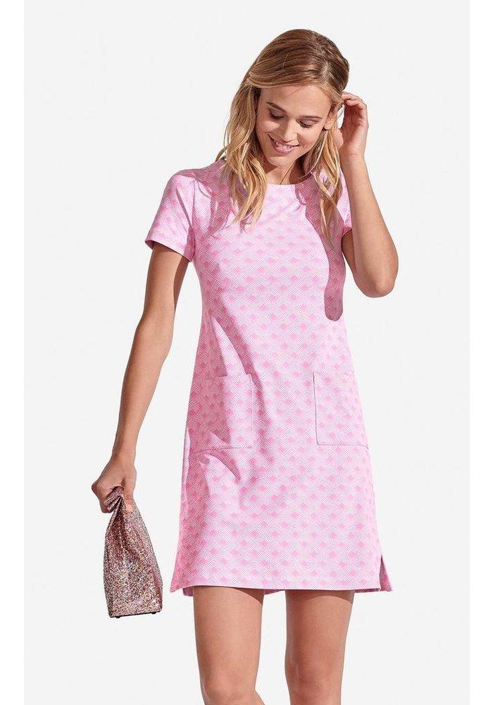 Carter Dress in Olafer Pattern