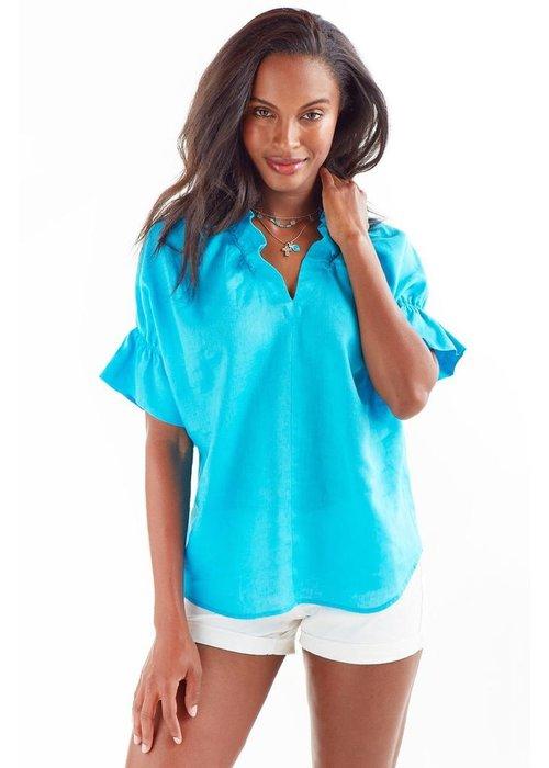 Finley Shirts Crosby Linen Top