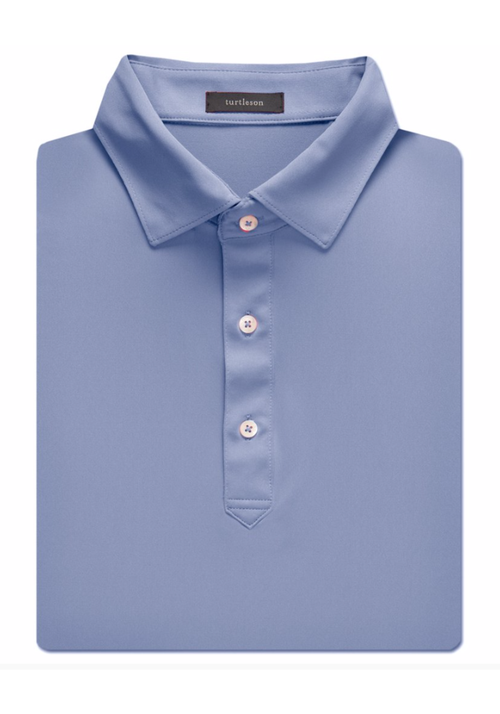 Palmer Solid Performance Polo