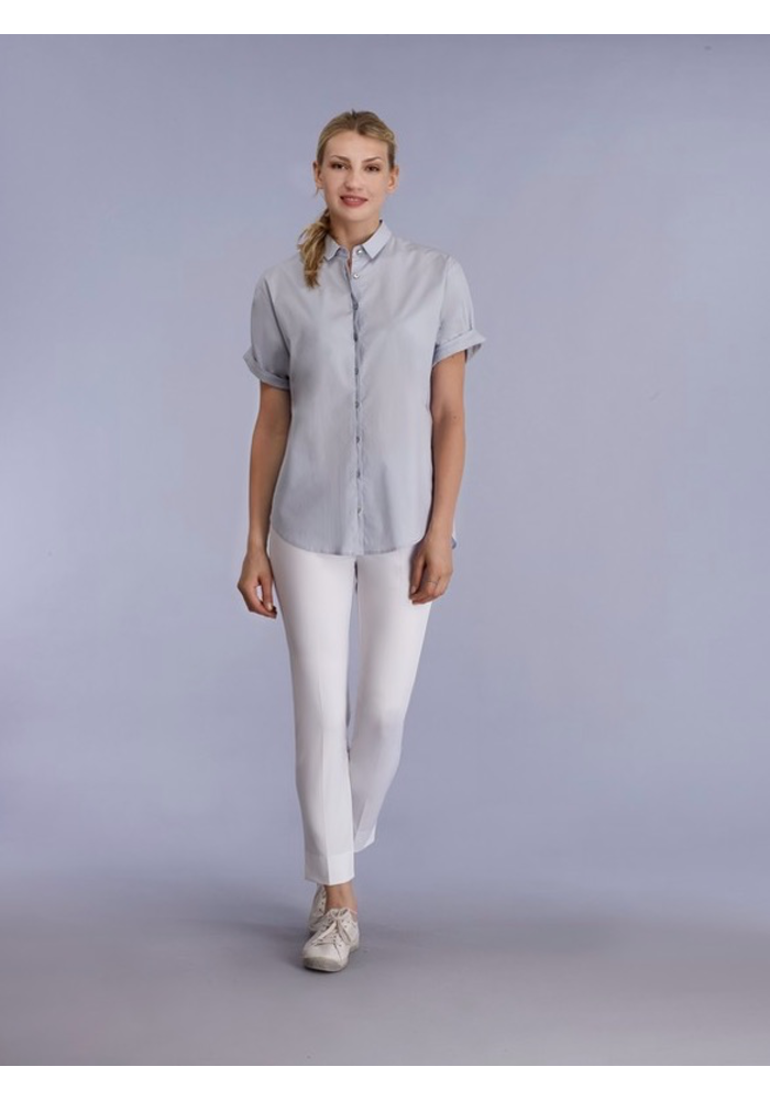 Estelle and Finn Rayon Stretch Ankle Pant